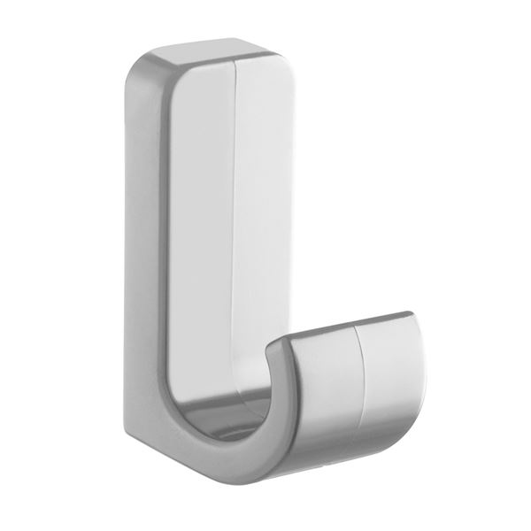 Nylon Coat Hook - Light Grey